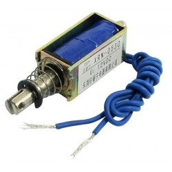 Solenoide tipo push 10mm...