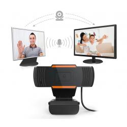 Cámara Web USB 1080P  con...