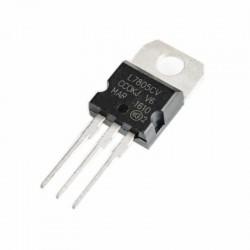 Regulador de voltaje LM7805
