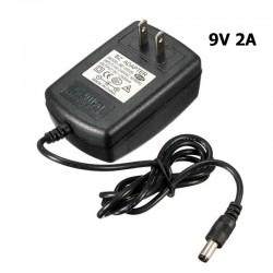 Fuente de energía 9V 2A...