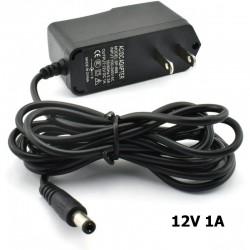 Fuente de energía 12V 1A...