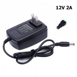Fuente de energía 12V 2A...