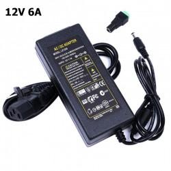 Fuente de energía 12V 6A...
