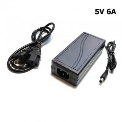 Fuente de energía 5V 6A