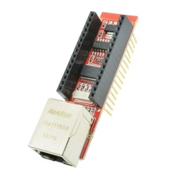 Shield ethernet para arduino Nano