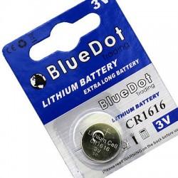 Baterias CR1616 3V