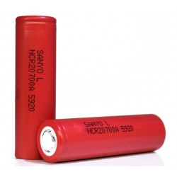 Batería Sanyo 20700A 3.7V...