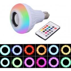 Foco LED con bluetooth y...