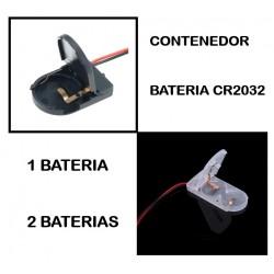 Contenedor de bateria...