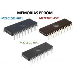 MEMORIAS EPROM...