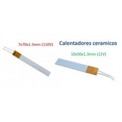 Calentadores ceramicos MCH