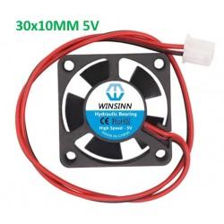 Ventilador plástico de 5V...