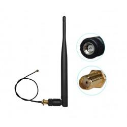 Antena wifi 5DBi 2.4Ghz...