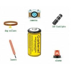 Batería recargable de litio...