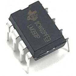 Comparador Análogo LM393P...