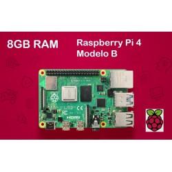 Raspberry Pi 4 Modelo B 8GB...