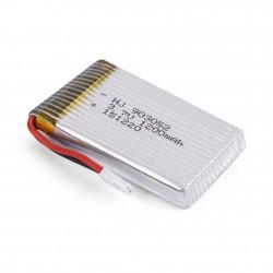 Bateria Tipo LiPo 3.7V 1200mAh