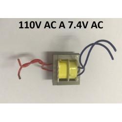 Transformador AC-AC 110V AC...