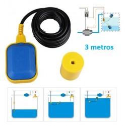 Sensor de nivel de cisterna