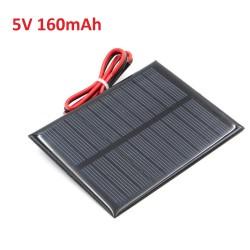 Mini Panel Solar 5V 160mA 0.8W