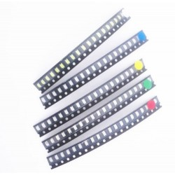 Set  de diodos  LED smd