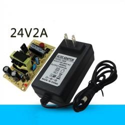 Fuente de Energia 24V 2A...