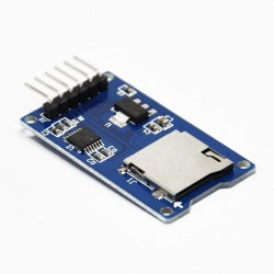 Shield de memoria micro SD/TF arduino