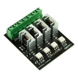Modulo Dimmer AC 4 Canales...