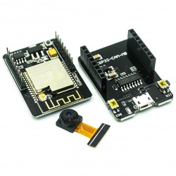 Microcontrolador ESP32 WIFI...