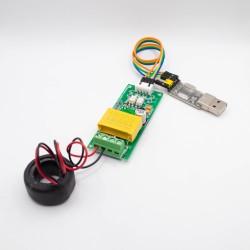 Modulo Medidor de Voltaje y...