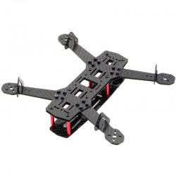 Chasis de fibra de carbono para DRONE QAV250