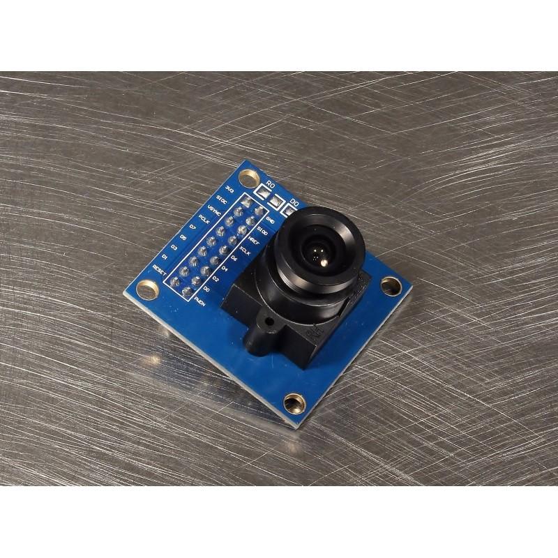 Camara para arduino OV7670