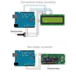 Pantalla LCD para arduino 20x4