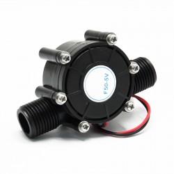 Micro Turbina de Agua