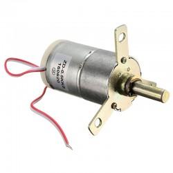 Motor 25RPM 12V alto torque