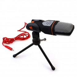 Microfono de condensador para smartphone