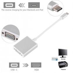 USB-c a VGA