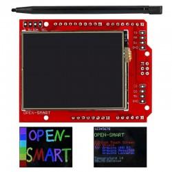 """Pantalla TFT LCD 2.2"""" touch para arduino"""