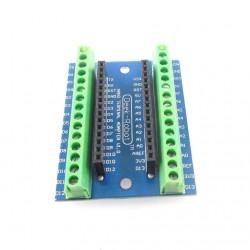 Shield adaptador para arduino nano