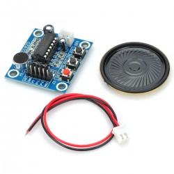 Grabador y reproductor de audio arduino