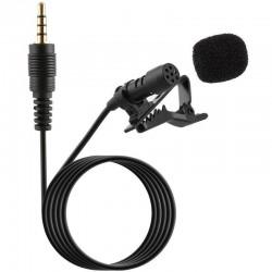mini Microfono Lavalier
