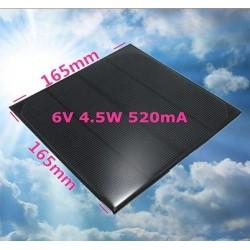 Panel Solar 6V /4.5W