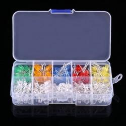 Caja de 200 piezas de LEDS  5mm