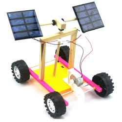 Carrito solar DIY