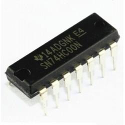 Puertas NAND SN74HC00N