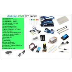 Arduino C&D Kit Inicial