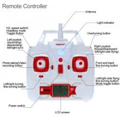Drone Syma X8HG FPV