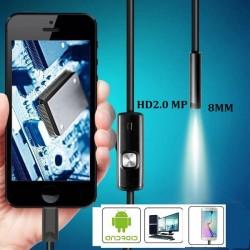 Endoscopio OTG camara 2MP