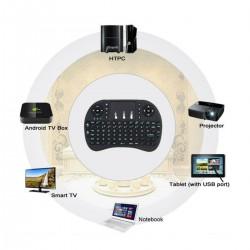 Teclado wifi para Smart Tv /Tv box /Raspberry