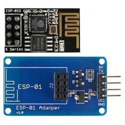 Antena ESP8266 mas adaptador